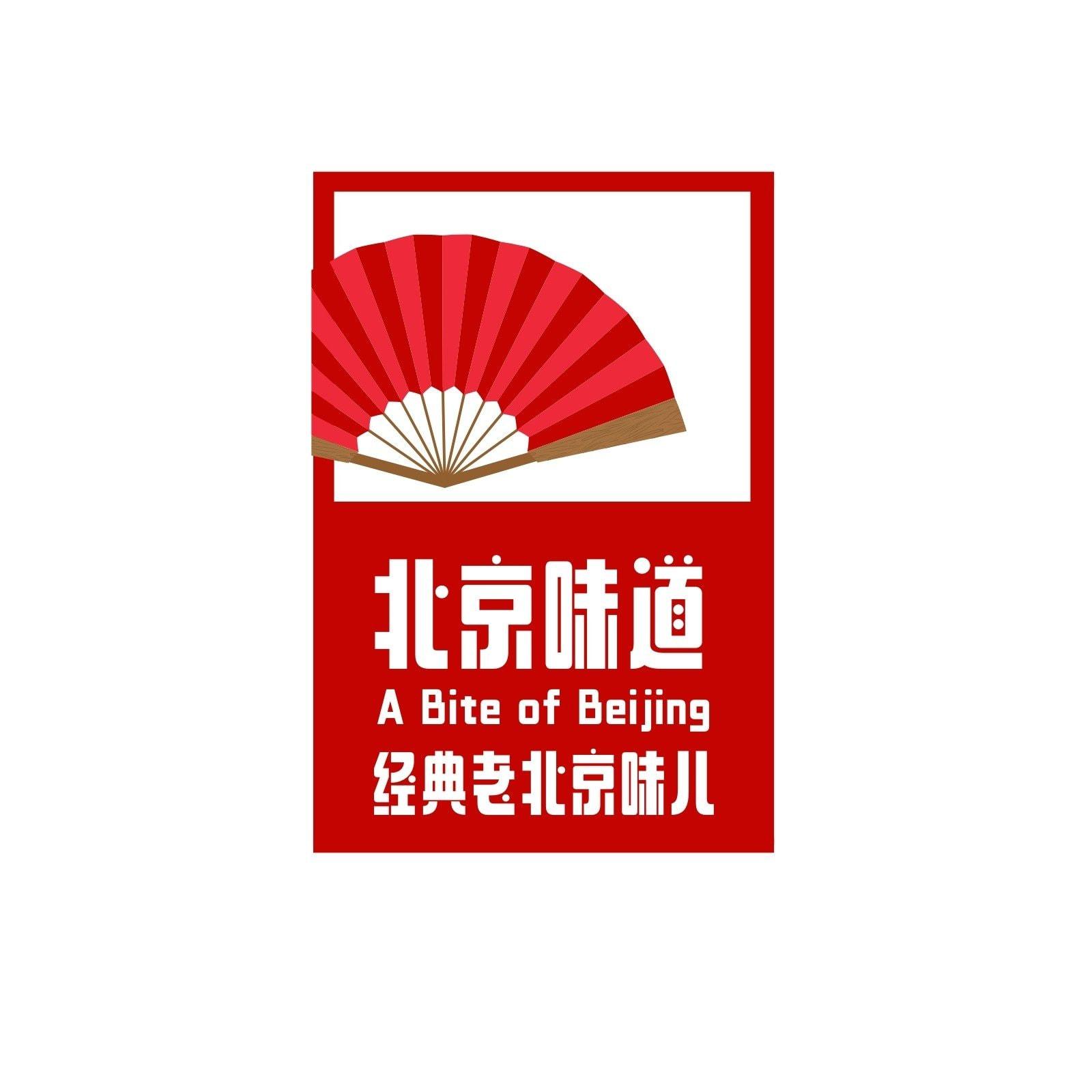 红色京菜餐饮logo