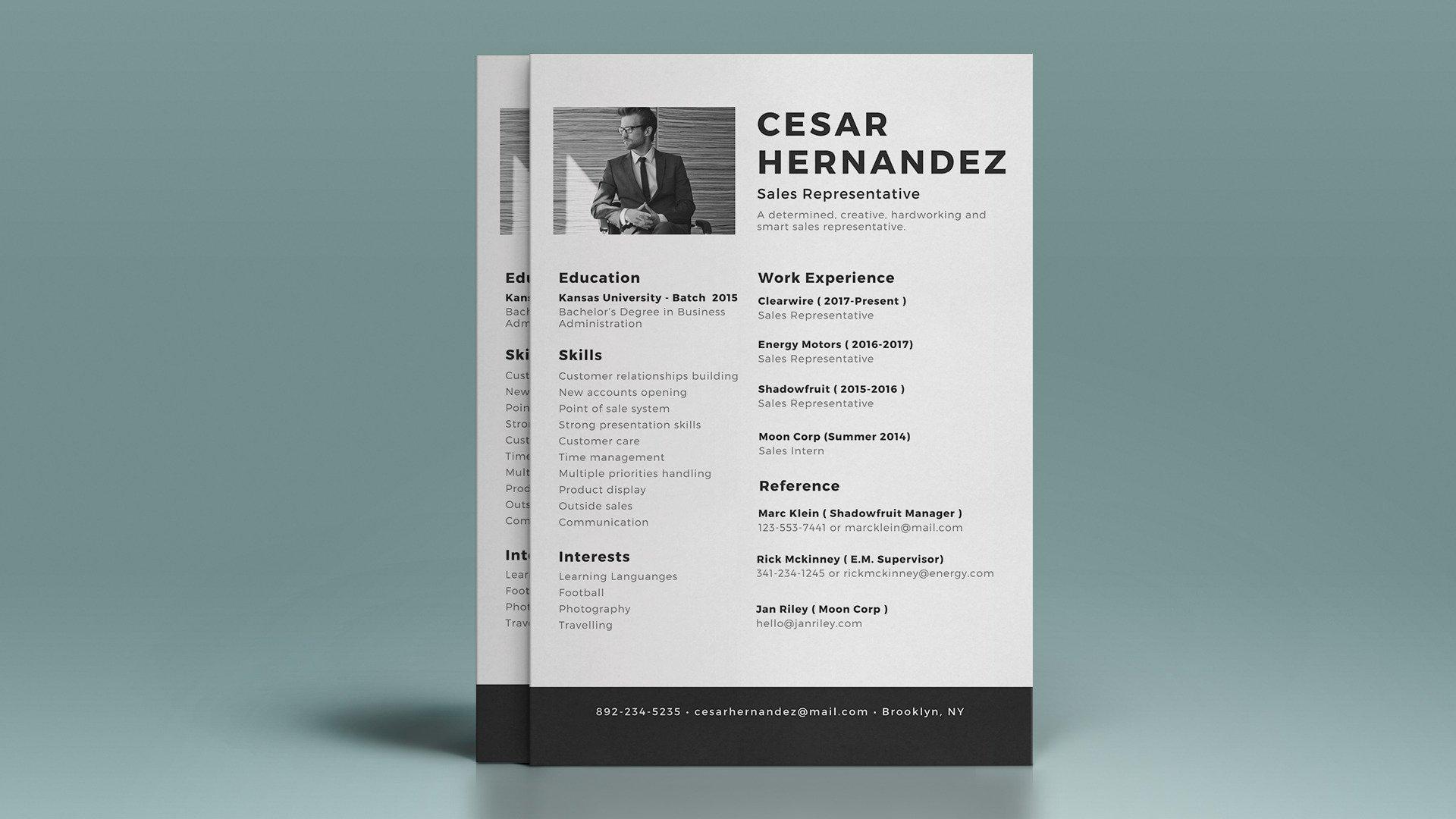 inspiring-resume-designs